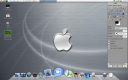 Gnome com aparencia de Mac OSX