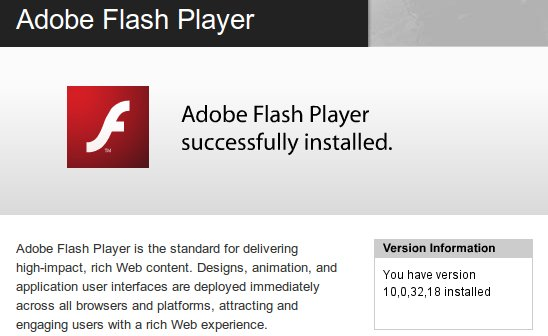 Plugin Flash para seu Ubuntu 64bits