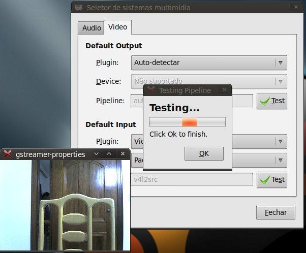 gstreamer-video-teste